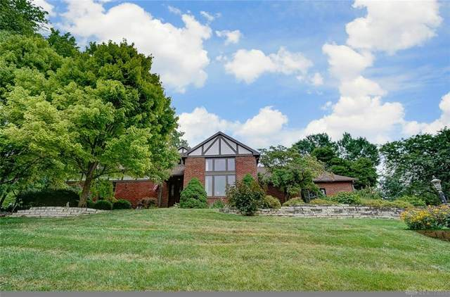 418 Merrick Drive, Beavercreek, OH 45434 (MLS #823388) :: The Gene Group