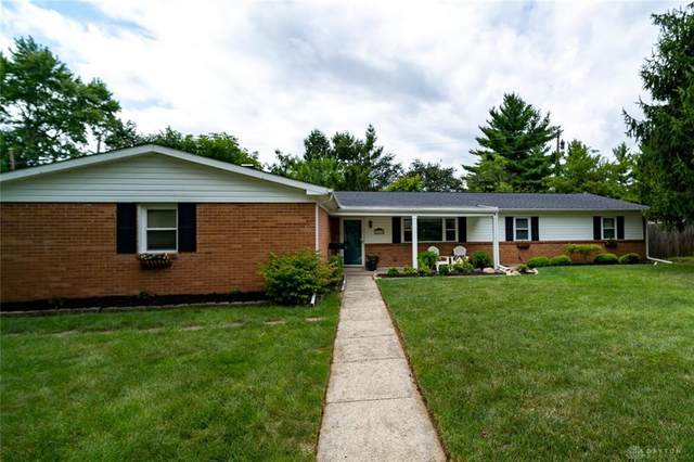 2119 S Lakeman Drive, Bellbrook, OH 45305 (MLS #824462) :: Denise Swick and Company