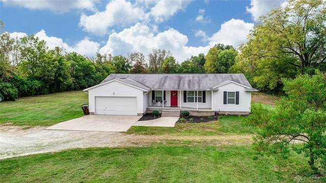8468 Upper Miamisburg Road, Miamisburg, OH 45342 (MLS #826694) :: The Westheimer Group
