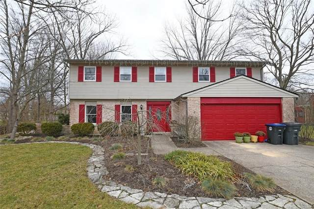 221 Marsha Jeanne Way, Centerville, OH 45458 (MLS #832319) :: Denise Swick and Company