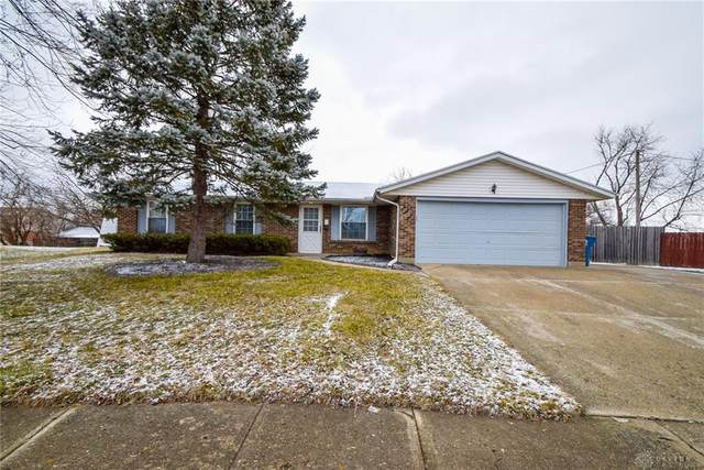 6911 Serene Place, Huber Heights, OH 45424 (MLS #832667) :: Denise Swick and Company