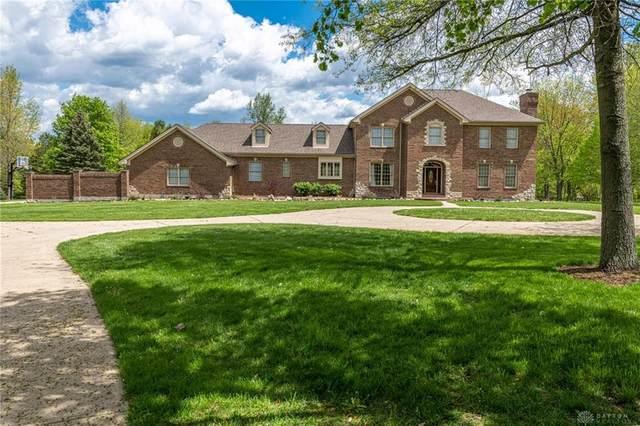 9300 Ash Hollow Lane, Dayton, OH 45458 (MLS #834391) :: The Westheimer Group
