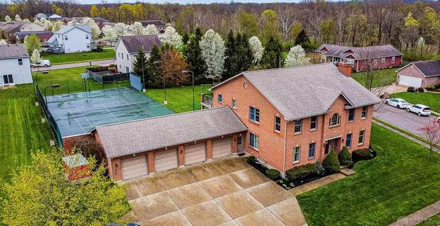 900 Kerns Drive, Lebanon, OH 45036 (MLS #837085) :: The Westheimer Group