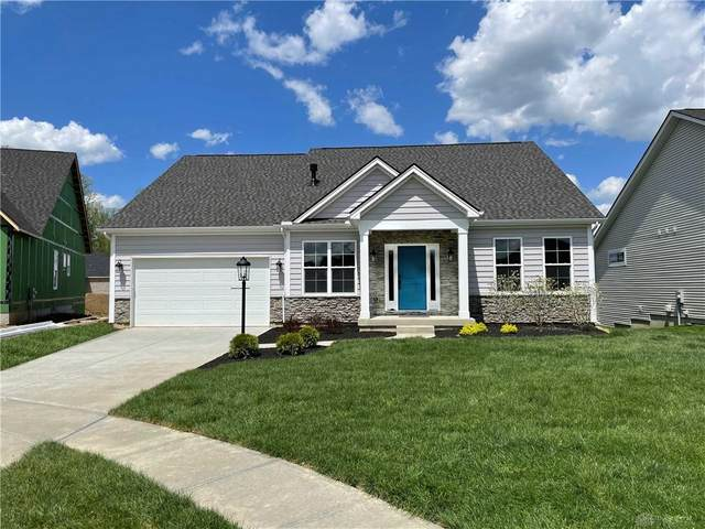 1120 Petrus Court, Clearcreek Twp, OH 45458 (MLS #837129) :: The Gene Group