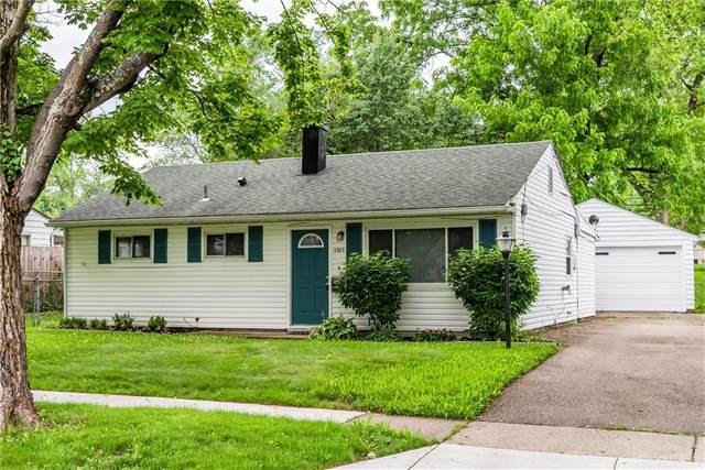 3383 Annabelle Drive, Kettering, OH 45429 (MLS #837637) :: The Gene Group