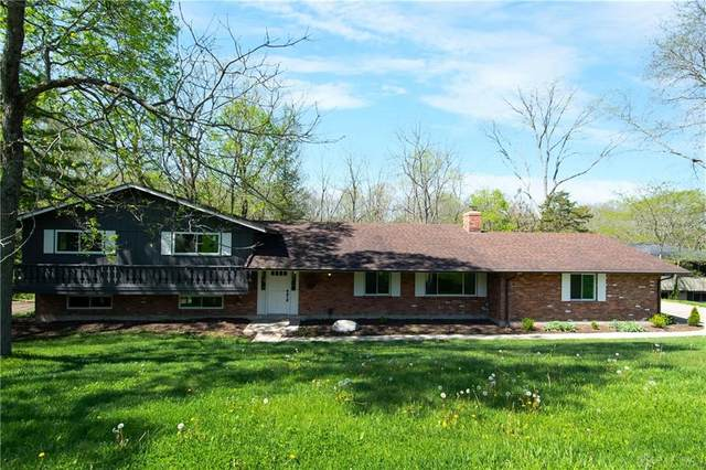 1440 Ambridge Road, Centerville, OH 45459 (MLS #838617) :: The Gene Group