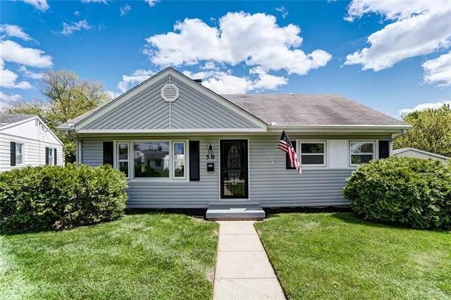 58 Circle Drive, Fairborn, OH 45324 (MLS #839622) :: The Swick Real Estate Group