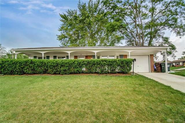 105 Mccraw Drive, Englewood, OH 45322 (MLS #841501) :: Bella Realty Group