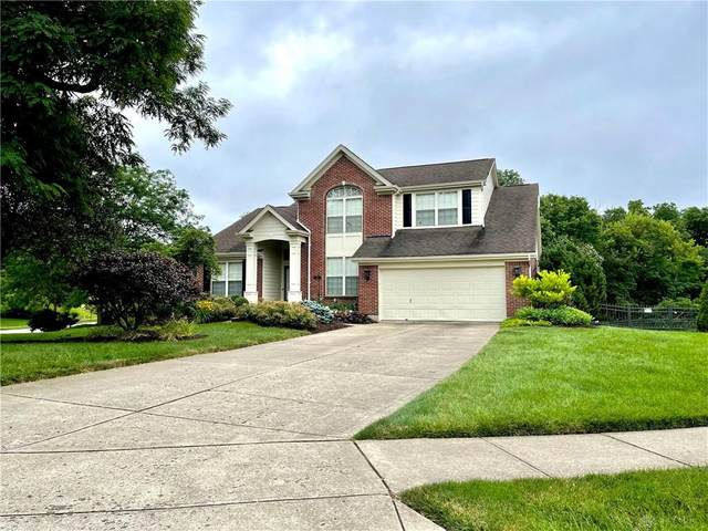 175 Blackford Drive, Springboro, OH 45066 (MLS #844755) :: The Westheimer Group