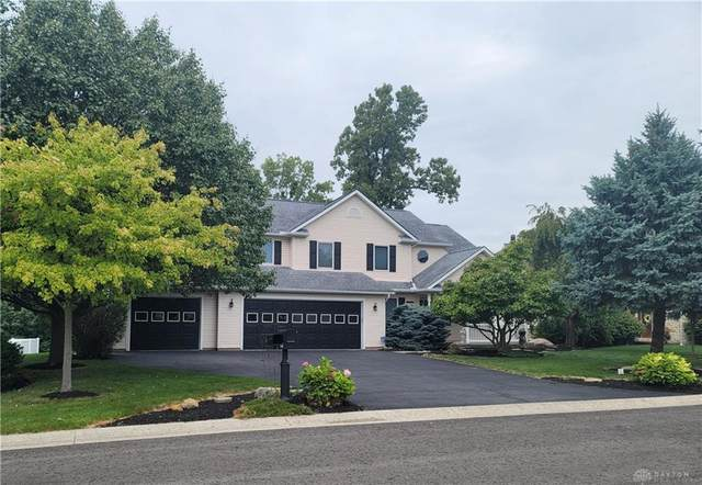 1121 Lost Creek Drive, Bellefontaine, OH 43311 (MLS #848961) :: The Gene Group
