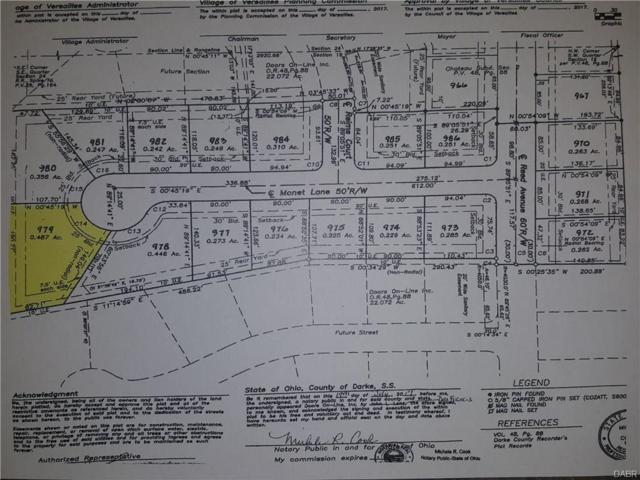 137 Monet Lane, Versailles, OH 45380 (MLS #753133) :: Denise Swick and Company