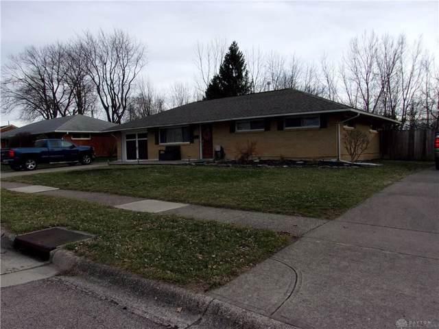 5236 Buckner Drive, Huber Heights, OH 45424 (MLS #808540) :: Denise Swick and Company