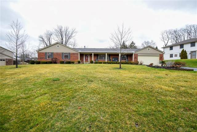 6537 Imperial Woods Road, Centerville, OH 45459 (MLS #835668) :: The Swick Real Estate Group