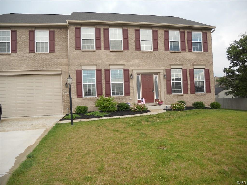 3377 Rose Lake Court, Bellbrook, OH 45305 (MLS #739688) :: Denise Swick and Company
