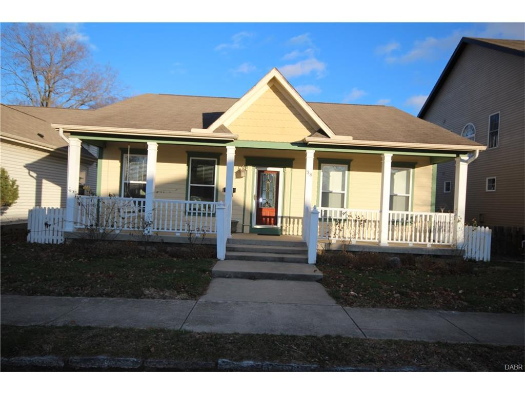 38 Shannon Street, Dayton, OH 45402 (MLS #740542) :: Denise Swick and Company