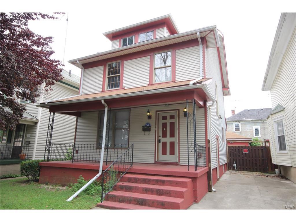 526 Saint Nicholas Avenue, Dayton, OH 45410 (MLS #746539) :: Denise Swick and Company