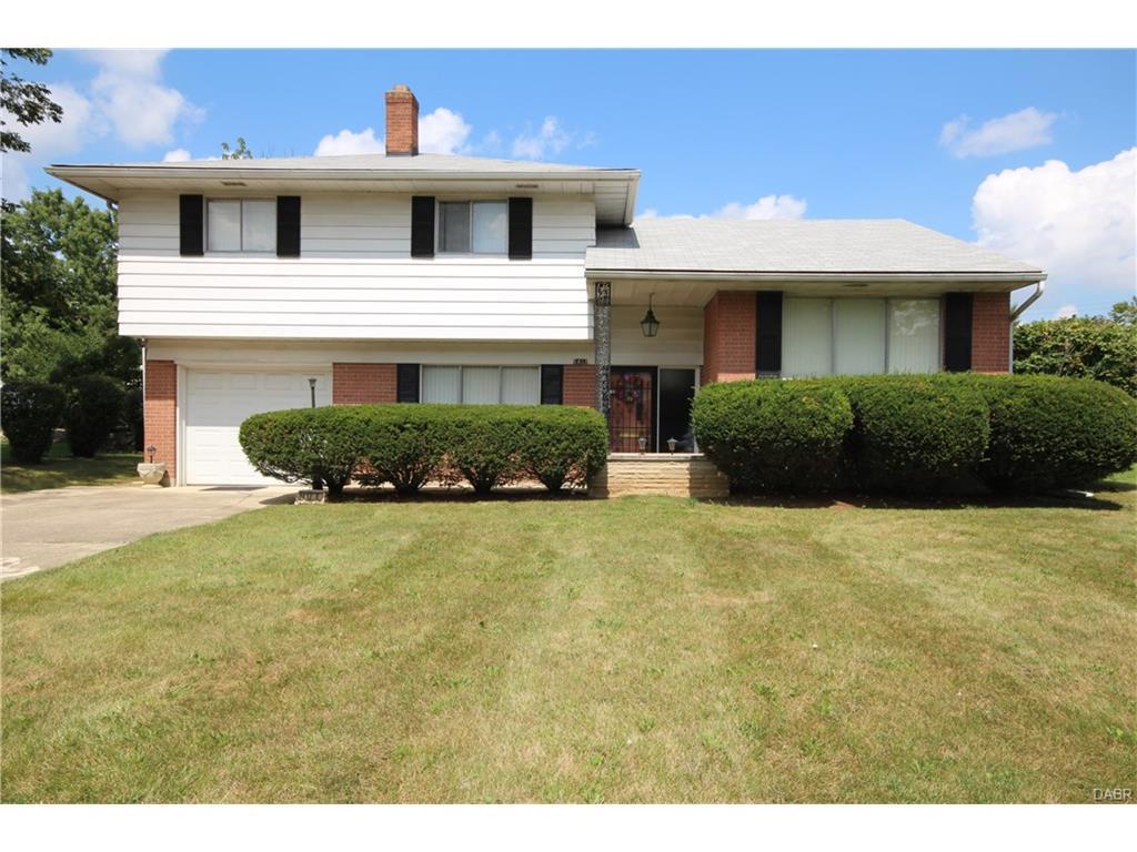 1417 Siebenthaler Avenue, Dayton, OH 45414 (MLS #746733) :: Denise Swick and Company
