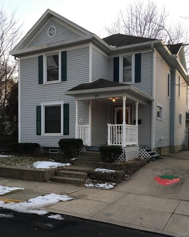 20 Simpson Street, Troy, OH 45373 (MLS #756170) :: Jon Pemberton & Associates with Keller Williams Advantage