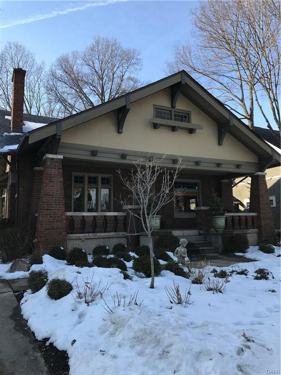 7 Ivanhoe Avenue, Oakwood, OH 45419 (MLS #756470) :: Denise Swick and Company