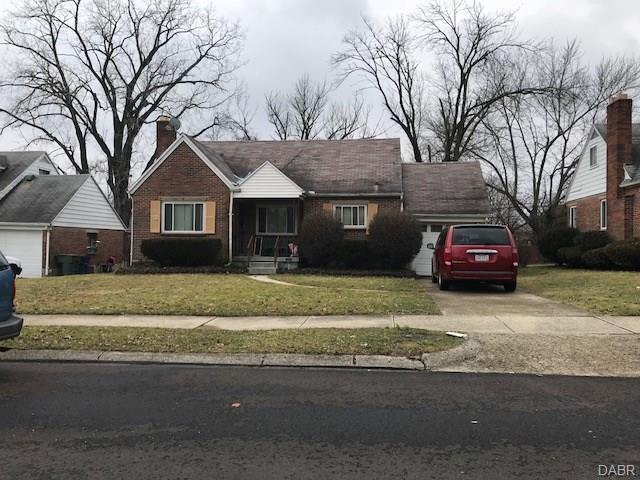 1669 Wesleyan Road, Dayton, OH 45406 (MLS #756471) :: The Gene Group