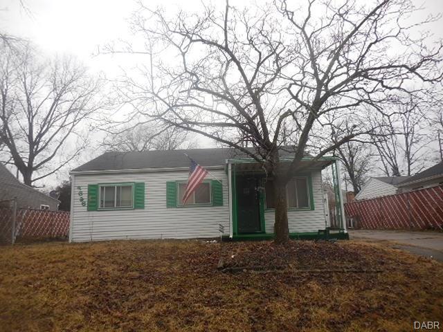 3626 Marlin Avenue, Dayton, OH 45416 (MLS #756640) :: Denise Swick and Company