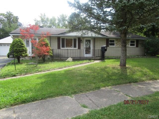 205 Zimmerman Street, New Carlisle, OH 45344 (MLS #757730) :: Jon Pemberton & Associates with Keller Williams Advantage