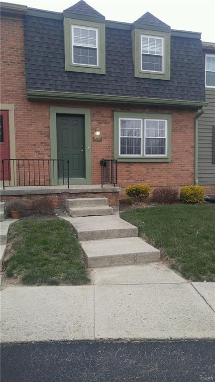 2721 Kings Arms Circle, Centerville, OH 45440 (MLS #758752) :: The Gene Group
