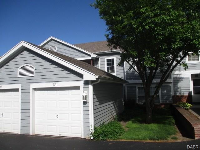 321 Elmwood Drive, Springboro, OH 45066 (MLS #758765) :: The Gene Group