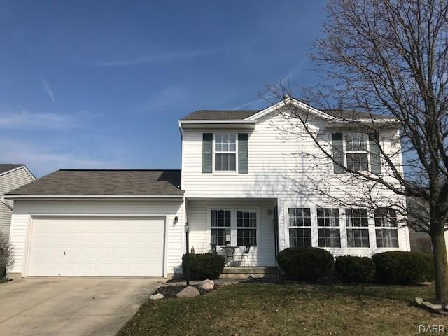 9876 Whispering Pine Drive, Huber Heights, OH 45371 (MLS #760562) :: Denise Swick and Company