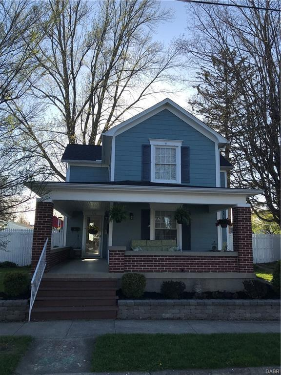 125 1st Street, Tipp City, OH 45371 (MLS #762163) :: Denise Swick and Company