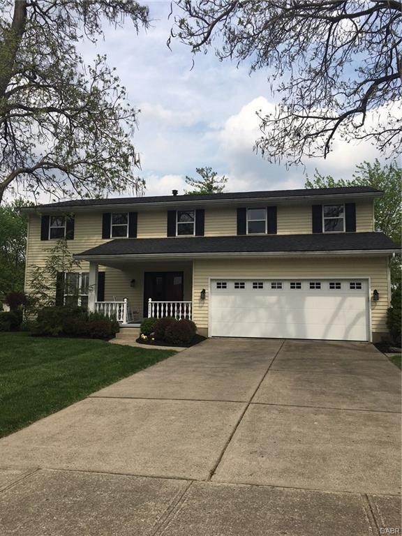 3024 Linmuth Drive, Springfield, OH 45503 (MLS #764173) :: Denise Swick and Company