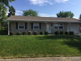 417 Neal Drive, Englewood, OH 45322 (MLS #764284) :: The Gene Group