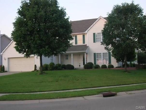 854 Jamestown Drive, Miamisburg, OH 45342 (MLS #765231) :: Denise Swick and Company
