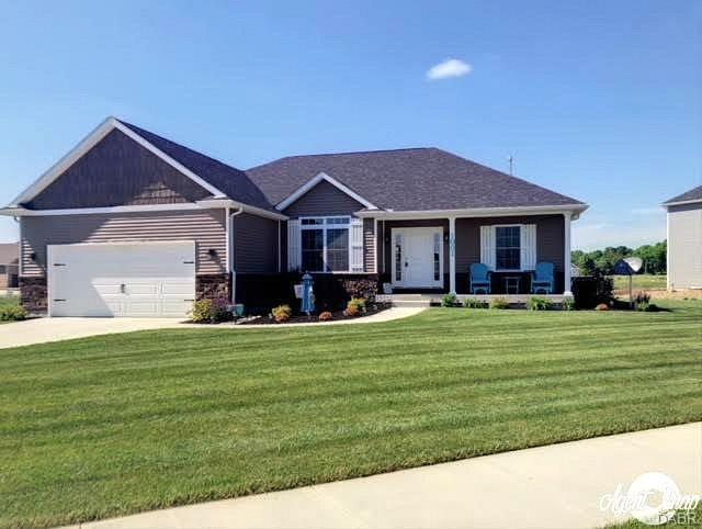 1001 Haverhill Drive, Troy, OH 45373 (MLS #765409) :: The Gene Group