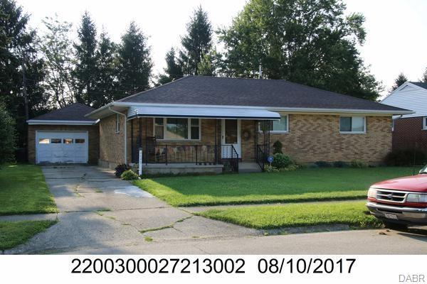 4640 Ridgewood Road, Springfield, OH 45503 (#767334) :: Bill Gabbard Group