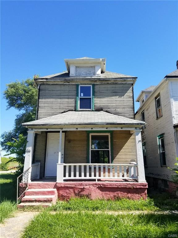 525 Smith Street, Dayton, OH 45417 (MLS #769319) :: Jon Pemberton & Associates with Keller Williams Advantage