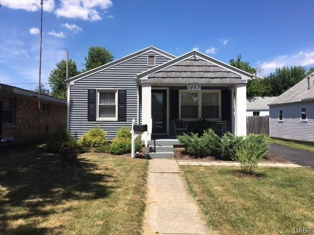 1463 Beaverton Drive, Kettering, OH 45429 (MLS #769688) :: Jon Pemberton & Associates with Keller Williams Advantage