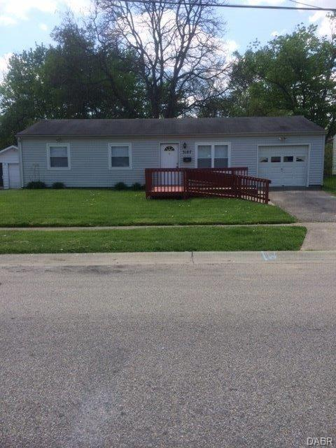 3187 Elkhorn Drive, Colerain Township, OH 45251 (MLS #769838) :: The Gene Group