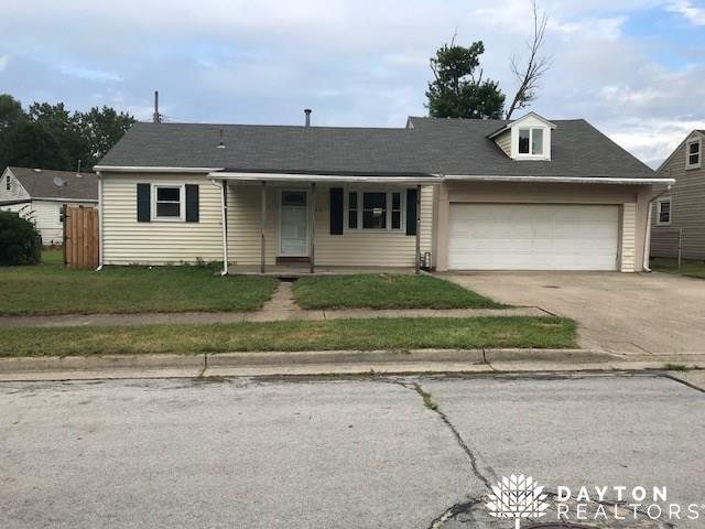232 Circle Drive, West Carrollton, OH 45449 (MLS #770856) :: Jon Pemberton & Associates with Keller Williams Advantage