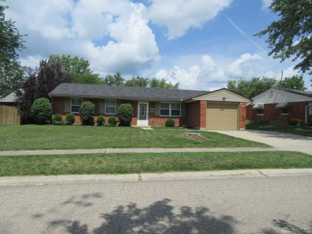 7615 Remmick Lane, Dayton, OH 45424 (MLS #771446) :: Denise Swick and Company