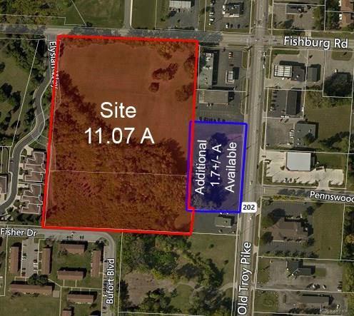 5881 Old Troy Pike, Huber Heights, OH 45424 (MLS #772058) :: Jon Pemberton & Associates with Keller Williams Advantage