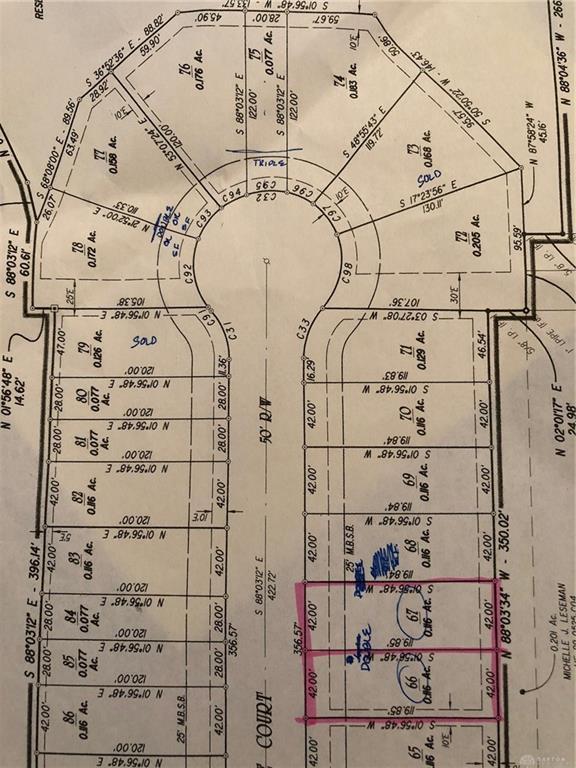 4140 Tangletree Court, Dayton, OH 45414 (MLS #772525) :: Jon Pemberton & Associates with Keller Williams Advantage
