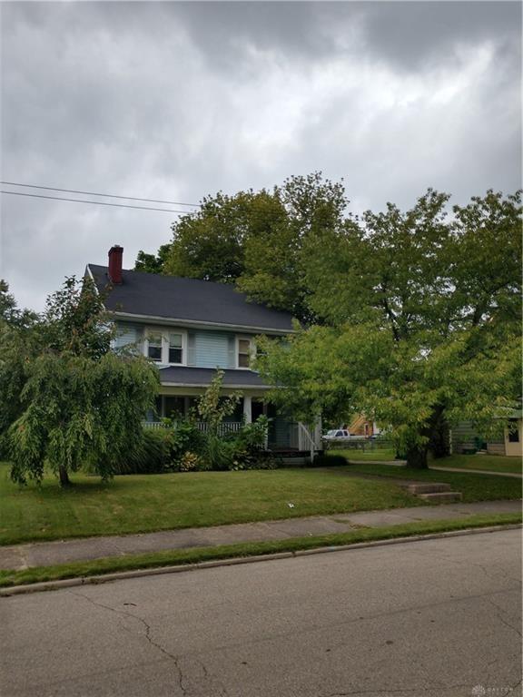 136 3rd Street, Springfield, OH 45504 (MLS #773123) :: The Gene Group