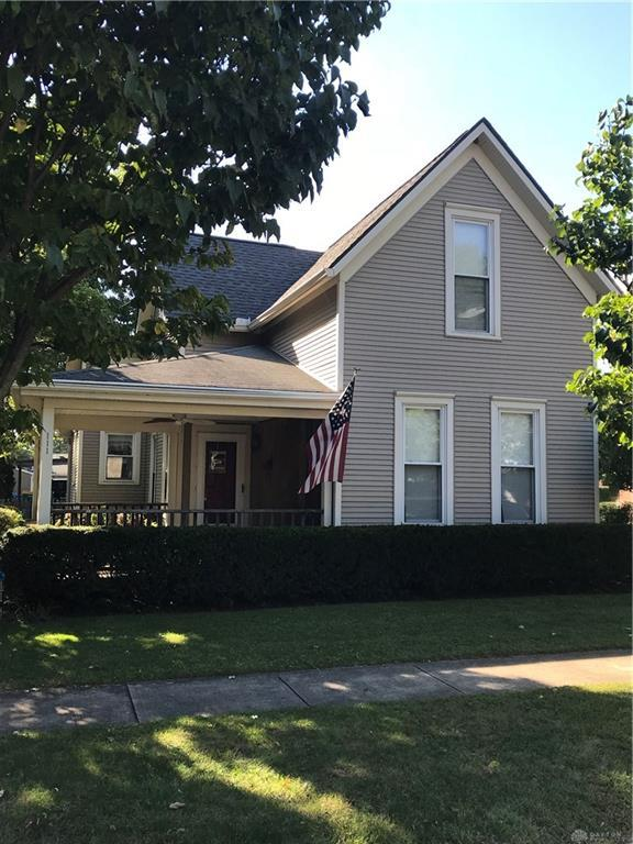 111 Clay Street, New Carlisle, OH 45344 (MLS #774617) :: The Gene Group