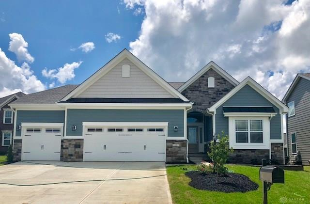 1691 Sunset Creek Court, Bellbrook, OH 45305 (MLS #774781) :: Denise Swick and Company