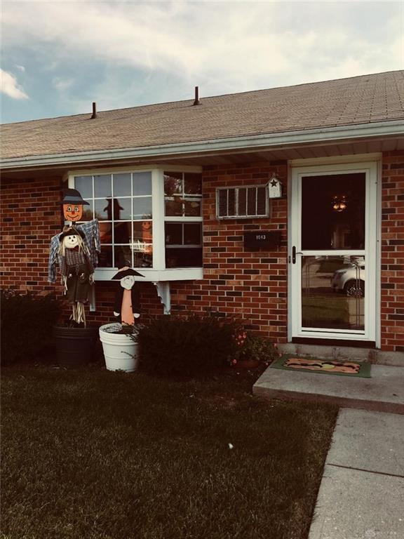 1043 Cheyenne Avenue, Springfield, OH 45503 (MLS #775895) :: Denise Swick and Company