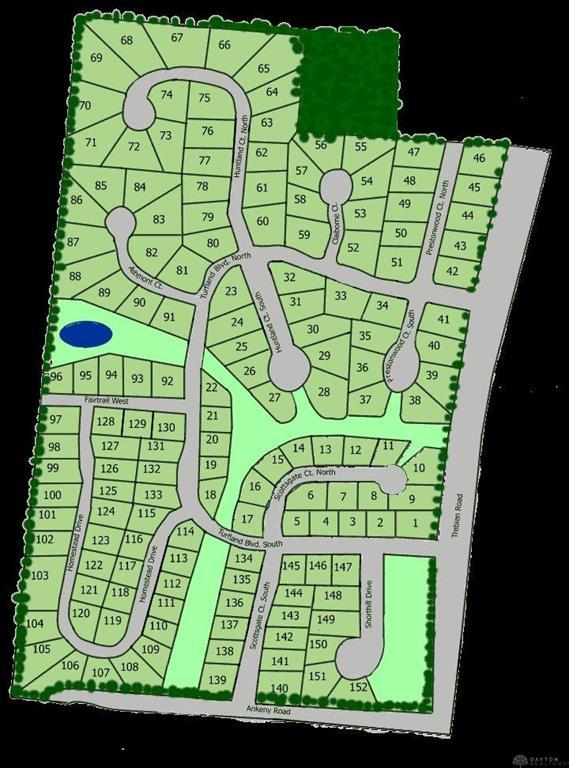 Lot 145 Scottsgate Court, Beavercreek Township, OH 45385 (MLS #778849) :: Denise Swick and Company