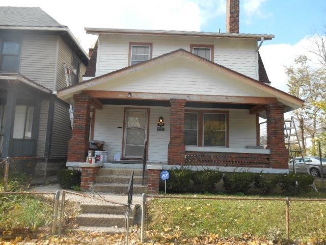 929 Ferguson Avenue, Dayton, OH 45402 (MLS #779937) :: Denise Swick and Company