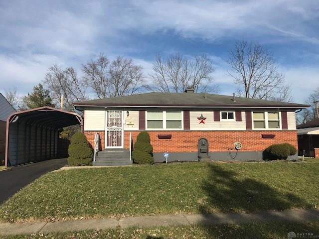 37 Mario Drive, Trotwood, OH 45426 (MLS #780260) :: Denise Swick and Company