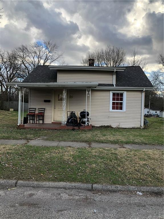 805 2nd Street, Xenia, OH 45385 (MLS #782493) :: The Gene Group